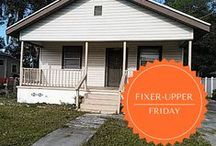 Fixer-Upper Fridays / A collection of homes in the Tampa Bay area that are perfect for an investment opportunity.