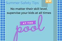 Summer Safety from HCPS / Kids love the water. We love kids. Let's be sure the two are safe together.