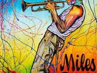 MILES   DAVIS   ( Trompetitier )