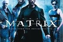 THE MATRIX TRILOGY  (The Movies)