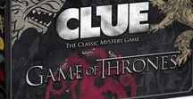 """Fanatics - GAME OF THRONES™ / """"When you play the Game of Thrones, you win or you die."""" Bring the Game to life when you play these GOT versions of your favorite classics!"""