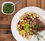 Hauptgerichte & Abendessen mit Fleisch / Hauptspeisen Rezepte - Rezeptideen für ein Mittagessen, Abendessen oder für schmackhafte Hauptgänge. Schnelle, leckere Rezeptideen und Gerichte für Hauptspeisen. Hauptspeisen Rezepte. #Hauptgerichte #Abendessen #Fleischgerichte #Dinner