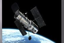 TELESCOPE  SPACE  HUBBLE