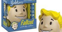 Fanatics - FALLOUT™ VAULT / Gathered from the Fallout Wasteland, are iconic games with the #Fallout theme all over them!