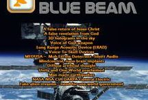 PROJECT  BLUE  BEAM ( Second Simulated Coming )