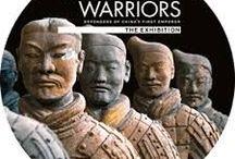 TERRACOTTA WARRIORS OF XI'AN