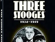 THE THREE STOOGES  ( Tv Show )