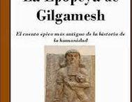 GILGAMESH - KING OF URUK  ( Sumer )  UTNAPISHTIM