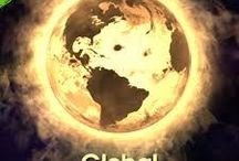 GLOBAL WARMING & CLIMATE CHANGE & ICE AGE