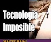 TECHNOLOGY IMPOSSIBLE / EXTRATERRESTRIAL ENGINEERING