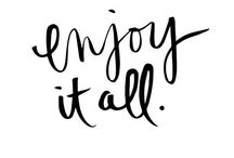 Quotes & Patterns / Carpe diem & Co! Diese Quotes und Patterns inspirieren jeden Tag auf Neue...