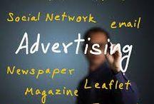 ADVERTISEMENTS & ANNOUNCEMENTS