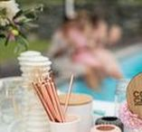 Girlsparty am Pool / It's Partytime! Rezepte, Deko und DIY-Ideen für eine lässige Mädels-Party am Pool - mit allem, was zur Poolparty dazugehört...