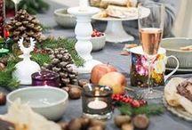 Mädelstag im Advent / Ein vorweihnachtlicher Tag mit den Mädels im Advent. Rezepte, Deko für den Adventtisch und DIY-Ideen.