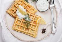 Herzhafte Frühstücksrezepte - Herzhafte Gerichte zum Frühstück / Herzhafte Frühstücksrezepte und alle herzhaften Gerichte rund ums Frühstück wie herzhafte Waffeln, Aufstriche, herzhafte Snacks, Eier Gerichte und vieles mehr.