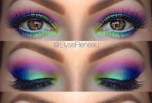 Makeup ideas and how tos / by C.C.