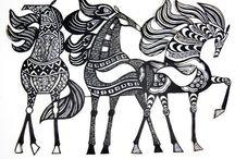 Horse Lover / by Dala Horse