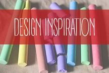Design - Inspiration / Graphic design inspiration for my every day work.