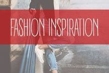 Fashion - Inspiration / Some things that inspire my weardrobe.
