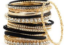 Jewelry ( bracelets and watches ) / by C.C.