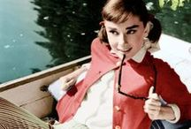 Hepburn / The most beautiful woman. Inside and out.