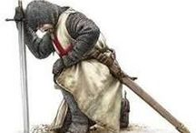Chivalry / Anything pertaining to knights, medieval chivalry and spiritual warfare.