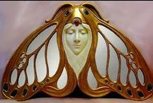 Art Nouveau, Jugendstil, Art déco / Art Nouveau was an International modern art movement and had different names in different languages. In Germany it was called Jugendstil, in Italy Stile Liberty, in Austria Sezession and in Spain Modernista or Modernismo.