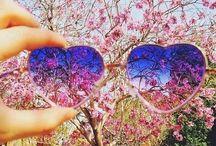 Spring ♡ / Tutte le cose k comprendono la primavera.
