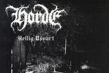 "Unblack Metal / Holy Unblack Metal, or Christian ""Black"" Metal, including subgenres like Blackened Death/Doom Metal."