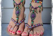 summer shoes / καλοκαιρινα πέδιλα