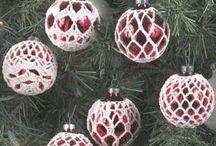 Karácsonyi gömbök!