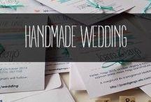 Handmade Wedding / http://handmadewedding.org/