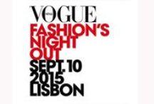 Vougue Fashion Lisbon 15 / Vestidos de Sonho no roteiro oficial da Vougue Fashion's Night Out, em evento produzido pela JFD Ideas and Details. A noite mais fashion de Lisboa brilhou mais com Vestidos de Sonho ♥