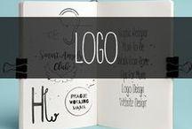 Logo / My logos design #VarroJoannaDesign