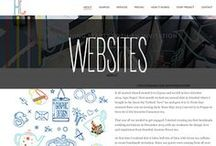 Websites / All my client projects that focus on website design. #VarroJoannaDesign