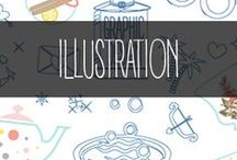 Illustrations / Illustrations I worked so far on for my clients. #VarroJoannaDesign