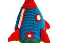 Horgolt rakéta