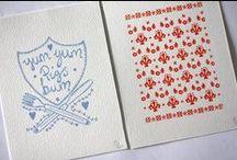 gocco prints / by miss porcelain