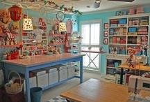 Dream Workroom  / by Natasha Nicole Richards