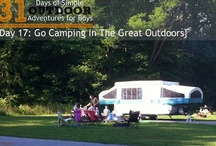 I'm a Camper / Camping Ideas and Inspiration for Family