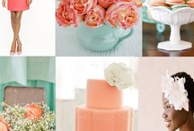 Color Inspired / Inspiration Boards to get you started with your planning