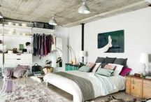 Master Bedrooms / by Ericka Bentson