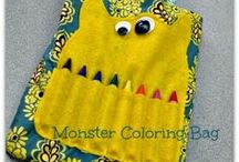 Projects for Kids / Projects and Crafts that can be made for kids or by kids
