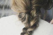 hair / by Iida Raikamo