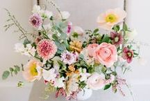 Wedding Centerpieces & Bouquets / Floral inspiration for bouquets, arrangements, and installations.