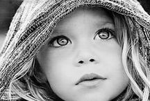 Beautiful Faces / by Dianne Ward