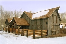 Barns / by Dianne Ward