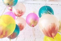 DIY Party Decor / by Anne Miner