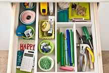 Organized / by Anne Miner