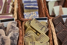 Natural Soap / All natural soap products handmade in America manufactured and distributed by www.EarthsEssential.com / by Bryan Vaughn